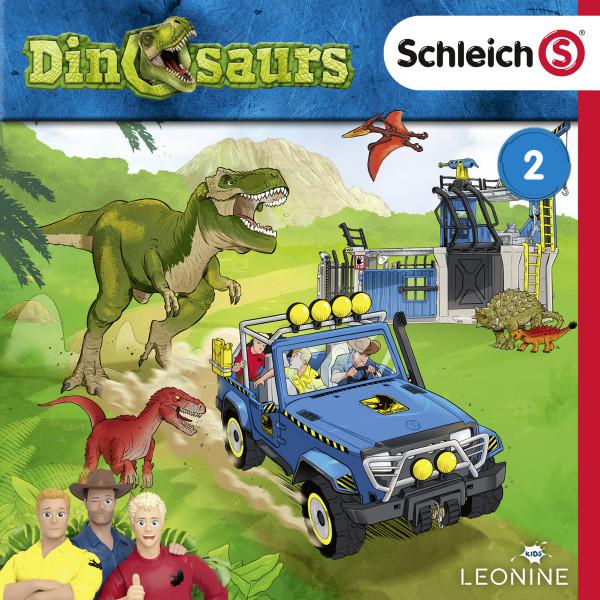 Schleich Dinosaurs - Folgen 03-04: In der Klemme