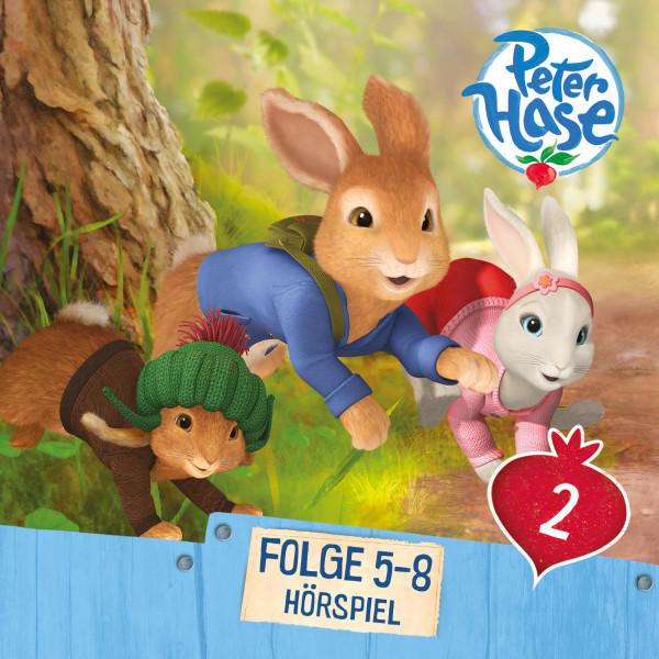 Folge 5-8: Peter Hase