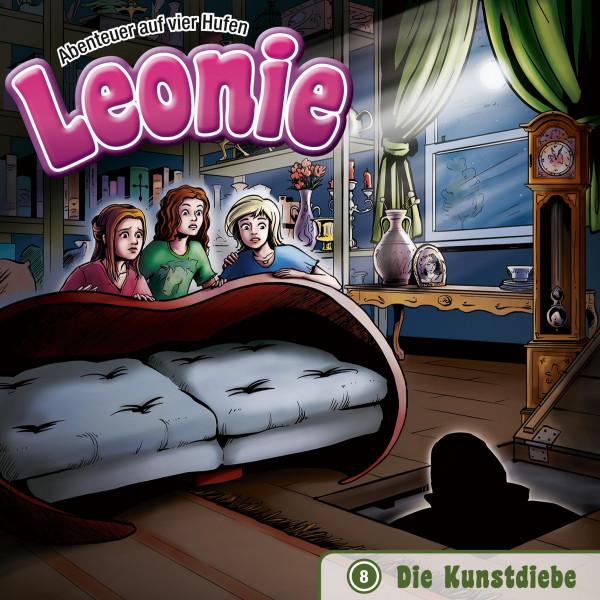 Leonie - Abenteuer auf vier Hufen - Die Kunstdiebe - Folge 8