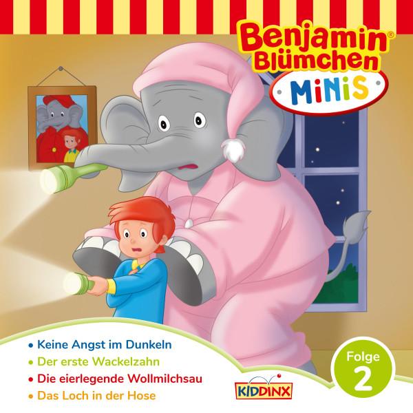 Benjamin Blümchen - Benjamin Minis - Folge 2: Keine Angst im Dunkeln