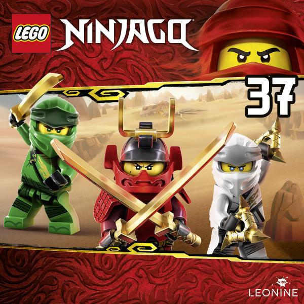 LEGO Ninjago - Folgen 95-96: Eine dunkle Gefahr