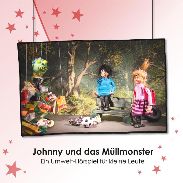 Johnny und das Müllmonster - Ein Umwelt-Hörspiel für kleine Leute