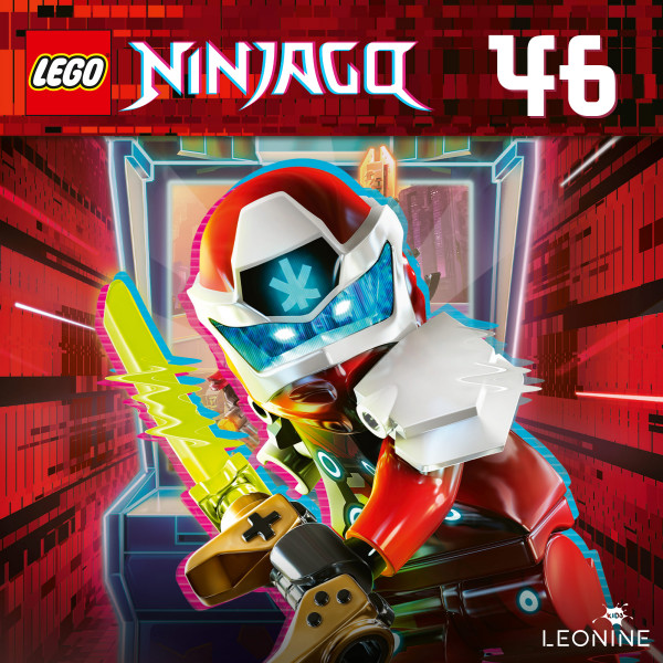 LEGO Ninjago - Folgen 134-138: Im Wald der Verzweiflung