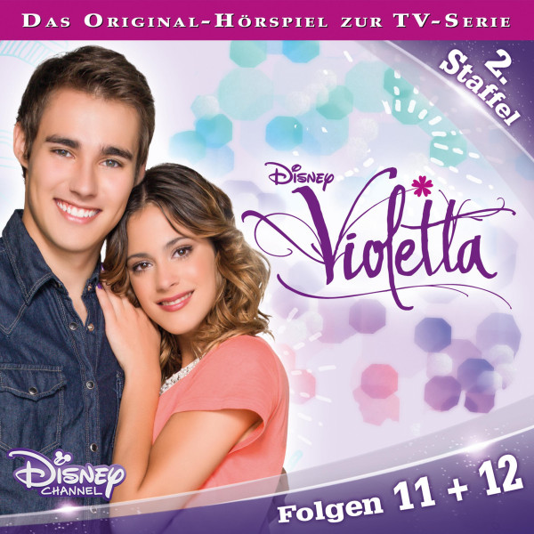 Disney/Violetta - Staffel 2: Folge 11 + 12