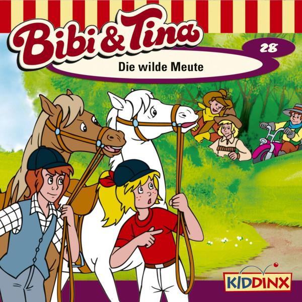 Bibi & Tina - Folge 28: Die wilde Meute