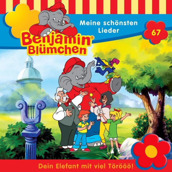 Benjamin Blümchen - Folge 67: Meine schönsten Lieder