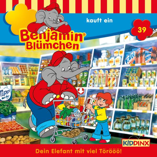 Benjamin Blümchen - Folge 39: kauft ein