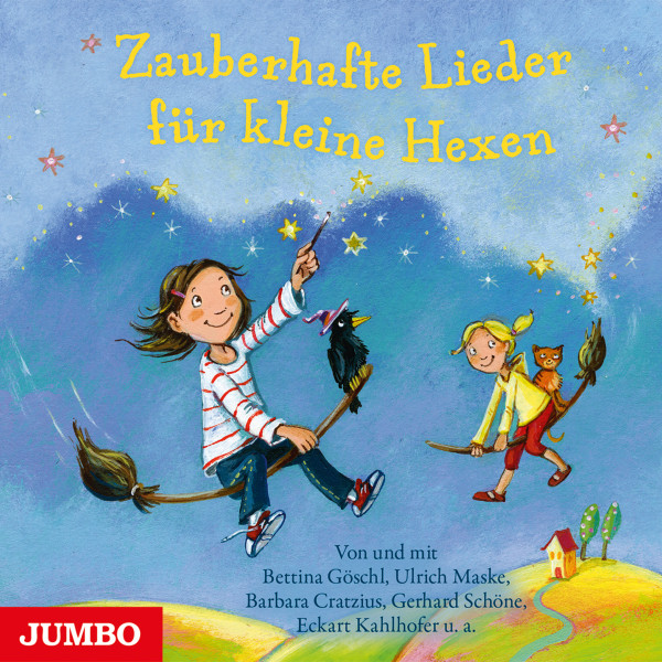 Zauberhafte Lieder für kleine Hexen