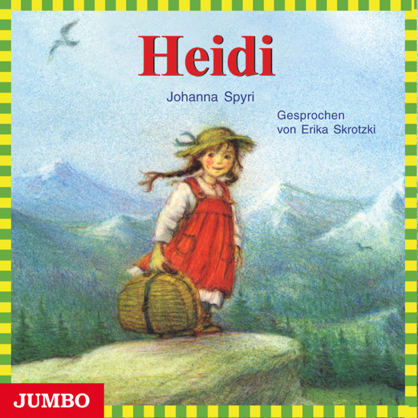 Heidi - Moderne Klassiker als HörAbenteuer