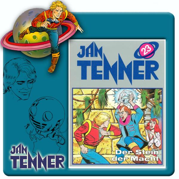 Jan Tenner Classics - Der Stein der Macht - Folge 23