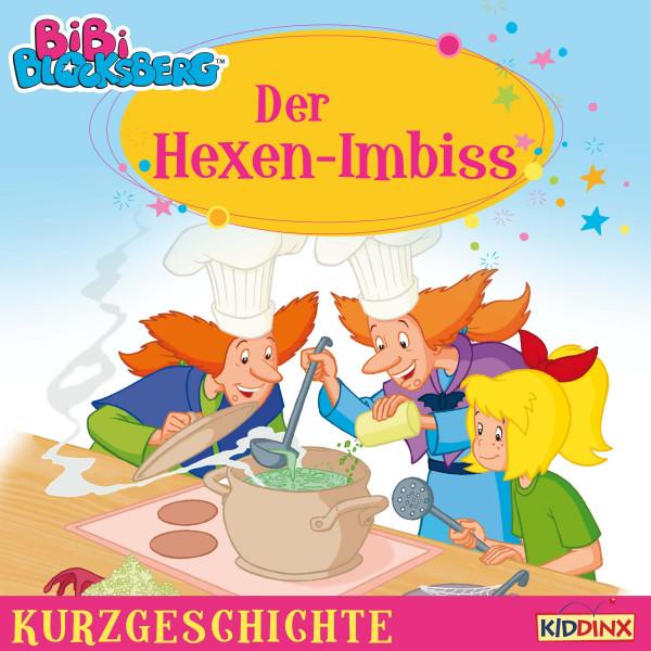 Bibi Blocksberg - Kurzgeschichte - Der Hexen-Imbiss