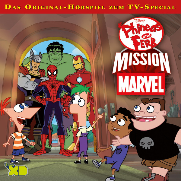 Disney - Phineas und Ferb: Mission Marvel - TV Special