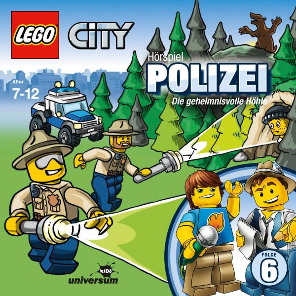 LEGO City: Folge 6 - Polizei - Die geheimnisvolle Höhle