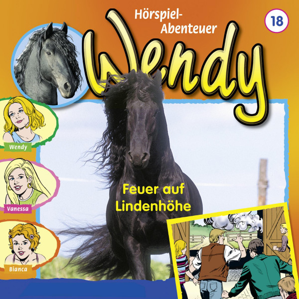 Wendy - Feuer auf Lindenhöhe - Folge 18