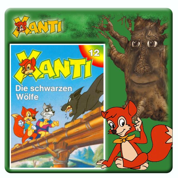 Xanti - Die schwarzen Wölfe - Folge 12