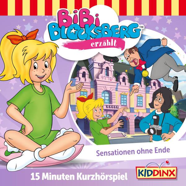 Bibi Blocksberg - Kurzhörspiel - Bibi erzählt: Sensationen ohne Ende - Bibi Blocksberg erzählt 11.2
