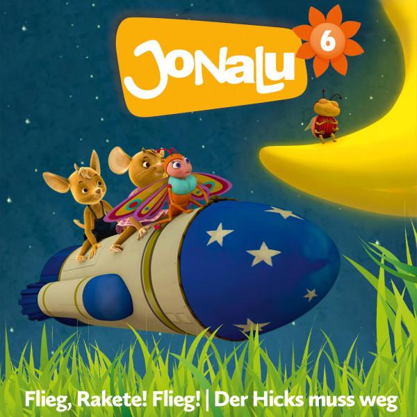JoNaLu: Folgen 11-12: Flieg, Rakete! Flieg!