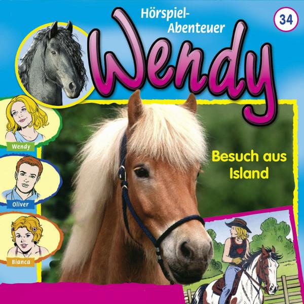 Wendy - Besuch aus Island - Folge 34