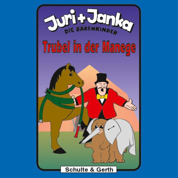 Trubel in der Manege (Juri und Janka - Die Bärenkinder 8) - Ein musikalisches Kinder-Hörspiel